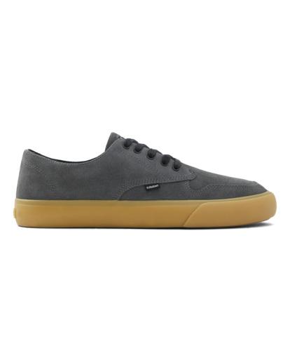 0 Topaz C3 - Recycled & Organic Shoes for Men Grey U6TC3101 Element