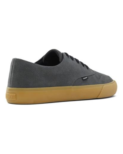 2 Topaz C3 - Recycled & Organic Shoes for Men Grey U6TC3101 Element