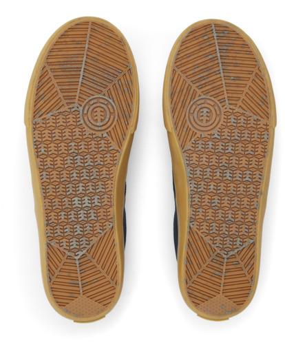 7 Topaz C3 - Recycled & Organic Shoes for Men Blue U6TC3101 Element