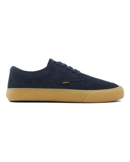0 Topaz C3 - Recycled & Organic Shoes for Men Blue U6TC3101 Element