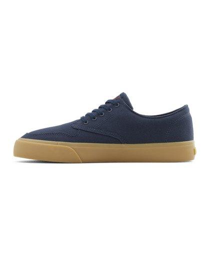 4 Topaz C3 - Recycled & Organic Shoes for Men Blue U6TC3101 Element