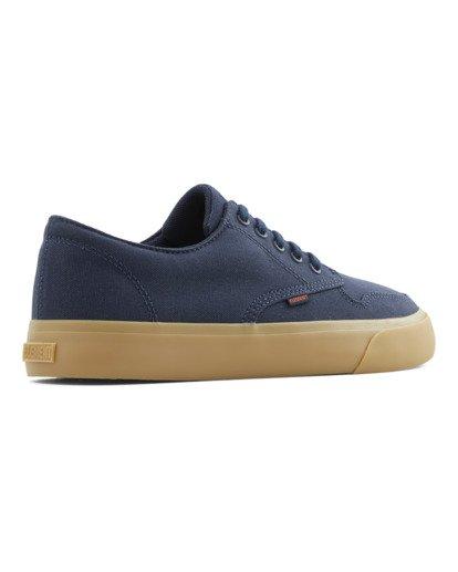 5 Topaz C3 - Recycled & Organic Shoes for Men Blue U6TC3101 Element