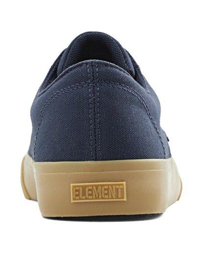 6 Topaz C3 - Recycled & Organic Shoes for Men Blue U6TC3101 Element