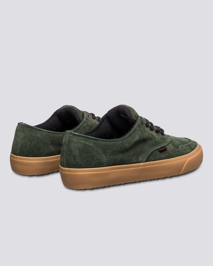 2 Topaz C3 - Recycled & Organic Shoes for Men Green U6TC3101 Element