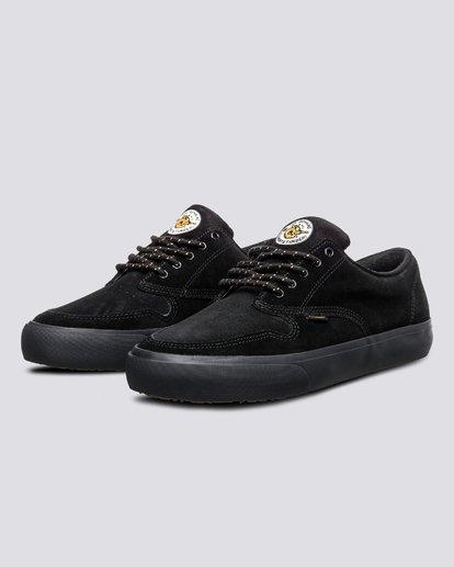 1 Topaz C3 - Recycled & Organic Shoes for Men Black U6TC3101 Element