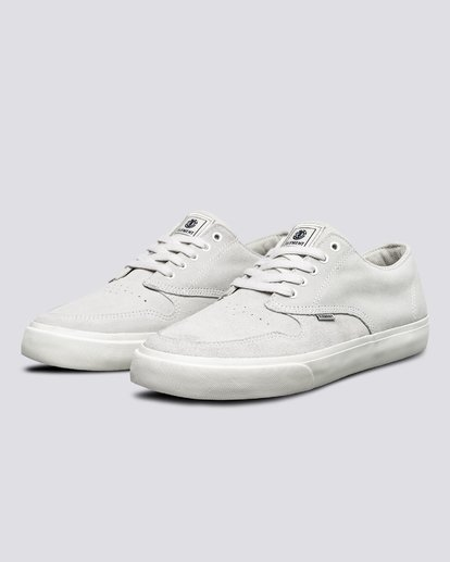 1 Topaz C3 - Recycled & Organic Shoes for Men White U6TC3101 Element