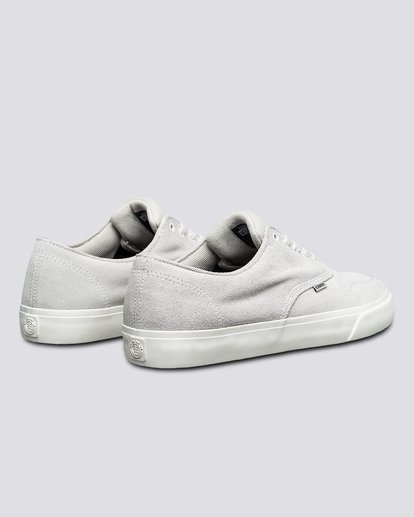2 Topaz C3 - Recycled & Organic Shoes for Men White U6TC3101 Element