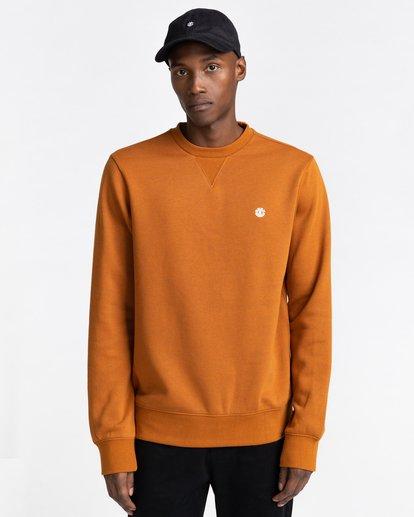 1 Cornell Classic - Sweatshirt for Unisex Beige W1CRB5ELP1 Element