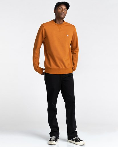 2 Cornell Classic - Sweatshirt for Unisex Beige W1CRB5ELP1 Element