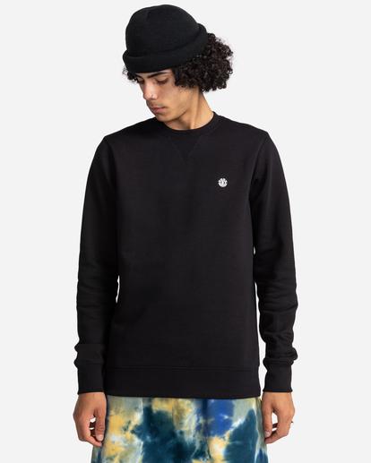 1 Cornell Classic - Sweatshirt for Unisex Black W1CRB5ELP1 Element