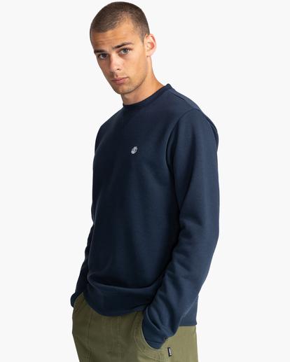 2 Cornell Classic - Sweatshirt for Unisex Blue W1CRB5ELP1 Element