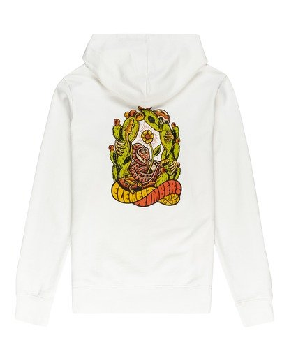 1 Timber! Pick Your Poison - Sudadera con capucha para Hombre Blanco W1HOE1ELP1 Element