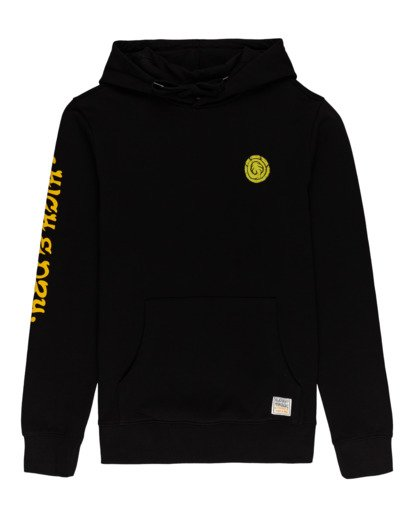 0 Timber! The Vision - Hoodie for Men Black W1HOE2ELP1 Element