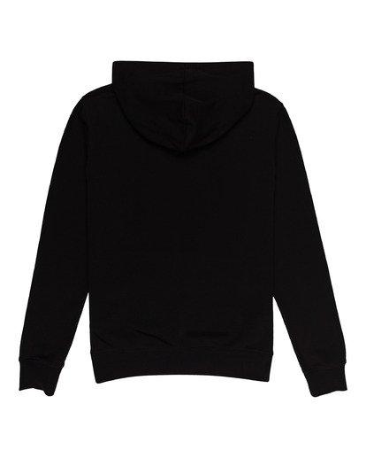 1 Lymont - Sudadera con capucha para Hombre Negro W1HOE3ELP1 Element