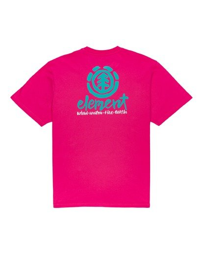 1 Henke - T-Shirt for Men Red W1SSH6ELP1 Element
