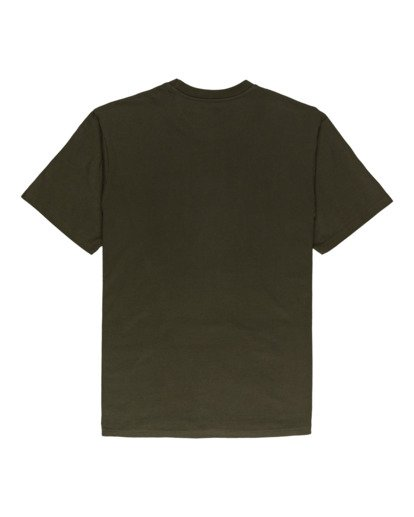 1 Peanuts Camper - Camiseta para Hombre Verde W1SSO4ELP1 Element