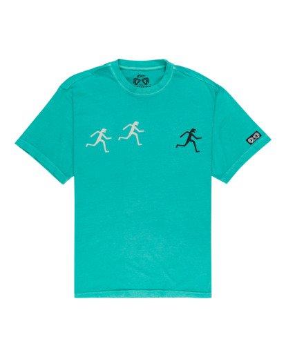 0 Fernando Elvira Summit - Camiseta para Hombre Azul W1SSP3ELP1 Element