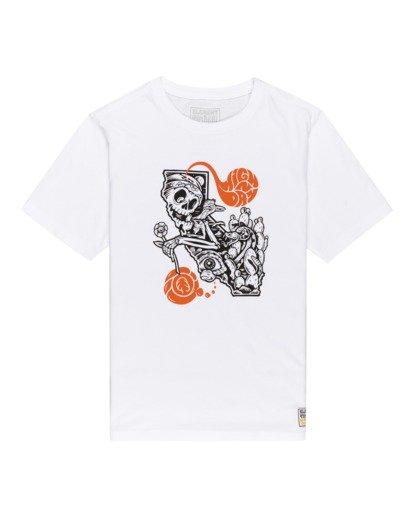 0 Timber! Altered State - T-Shirt für Männer Weiss W1SSQ2ELP1 Element