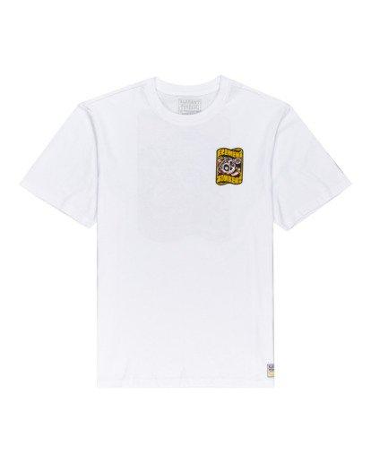 0 Timber! Nomadic - T-Shirt for Men White W1SSQ4ELP1 Element