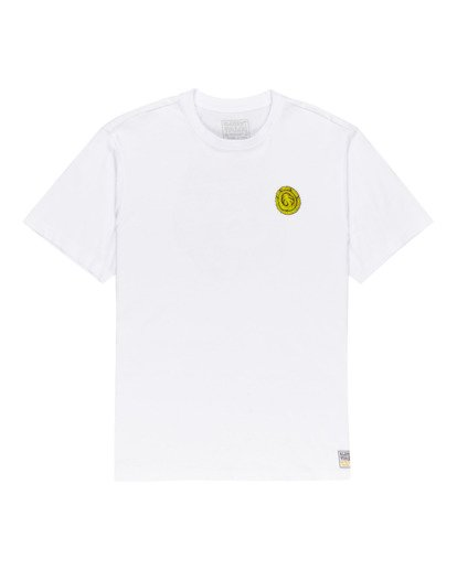 0 Timber! The Vision - T-Shirt for Men White W1SSQ6ELP1 Element