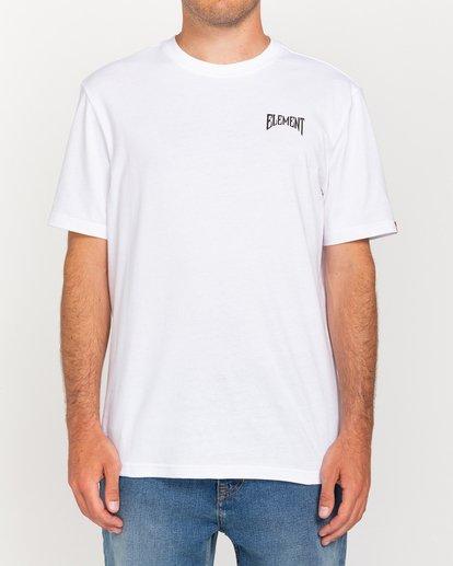2 L'Amour Supreme Comantra - Camiseta Blanco W1SSR1ELP1 Element