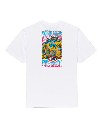 1 L'Amour Supreme Shijo - Camiseta Blanco W1SSR2ELP1 Element