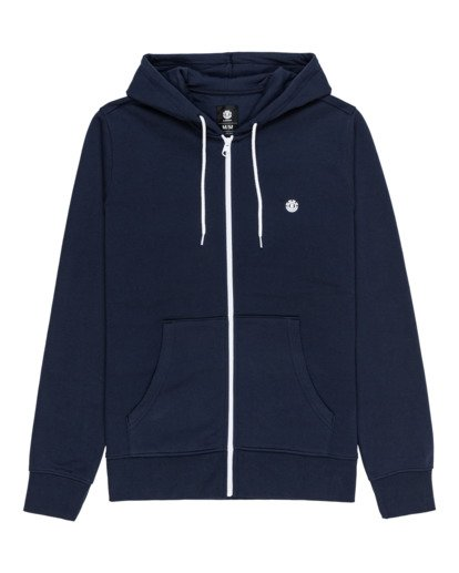 0 Cornell Classic - Zip-Up Hoodie for Unisex Blue W1ZHB4ELP1 Element