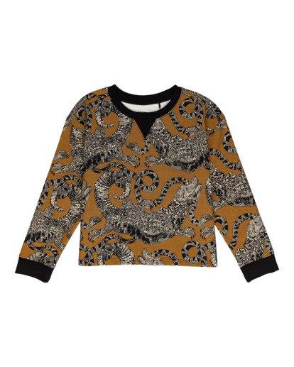 0 Uma - Sweatshirt für Frauen Gelb W3CRA2ELP1 Element
