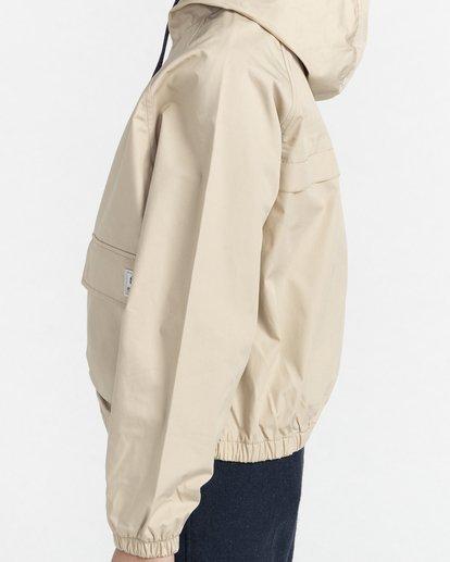 2 Wolfeboro Sashay Light - Water Resistant Jacket for Women Beige W3JKA3ELP1 Element