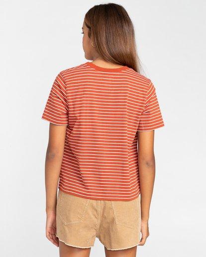 2 Paula - Camiseta para Mujer Multicolor W3KTB2ELP1 Element