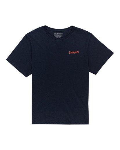 0 Walk About - Camiseta para Mujer Azul W3SSB9ELP1 Element