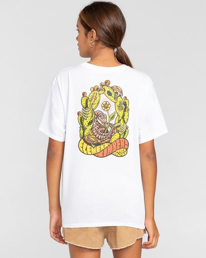 3 Timber! Pick Your Poison - Camiseta para Mujer Blanco W3SSC7ELP1 Element