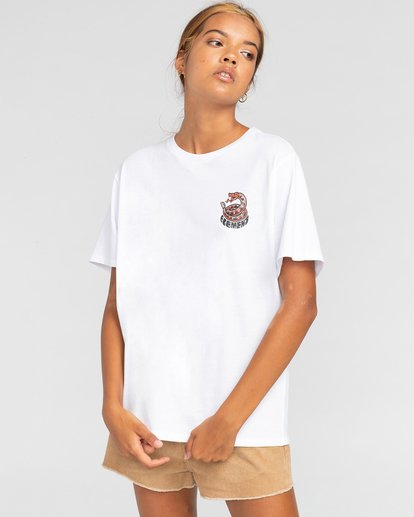 2 Timber! Pick Your Poison - Camiseta para Mujer Blanco W3SSC7ELP1 Element