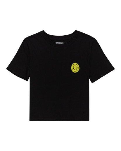 0 Timber! The Vision Crop - T-Shirt für Frauen Schwarz W3SSC8ELP1 Element