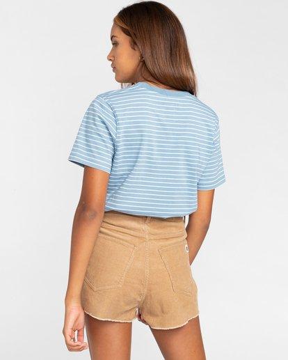 """5 Andersen 15"""" - Shorts mit hohem Bund für Frauen Grau W3WKB6ELP1 Element"""