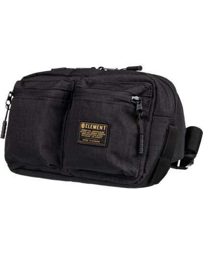 1 Recruit Street 5L - Waist Bag for Men Black W5BGA1ELP1 Element