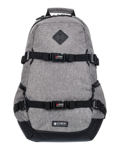 0 Jaywalker 30L - Large Backpack for Men Grey W5BPB8ELP1 Element