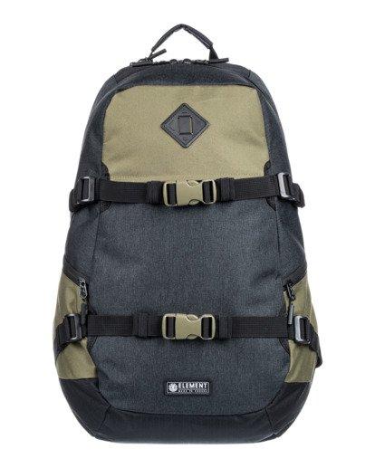 0 Jaywalker 30L - Large Backpack for Men Green W5BPB8ELP1 Element