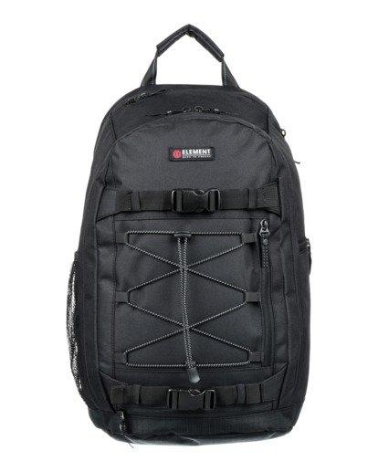 0 Scheme 30L - Großer Rucksack für Männer Schwarz W5BPC1ELP1 Element