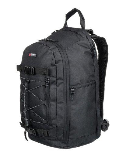 1 Scheme 30L - Großer Rucksack für Männer Schwarz W5BPC1ELP1 Element