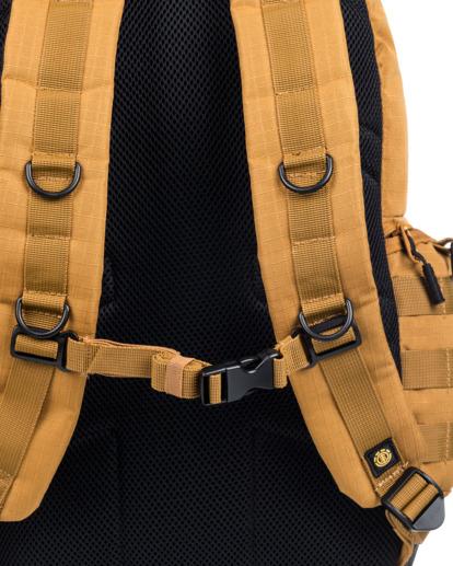 6 Cypress Recruit 26 L - Medium Backpack for Men Grey W5BPC2ELP1 Element