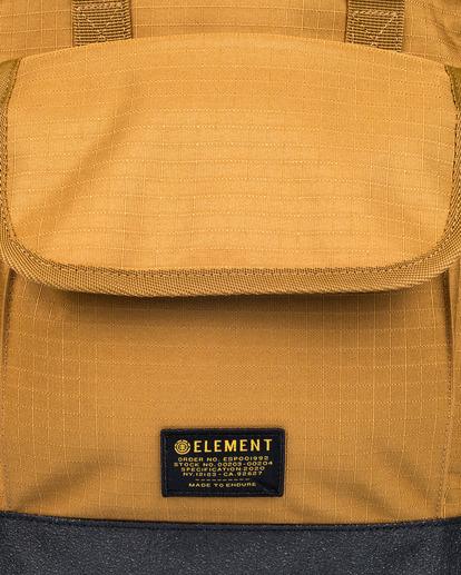 3 Cypress Recruit 26 L - Medium Backpack for Men Grey W5BPC2ELP1 Element