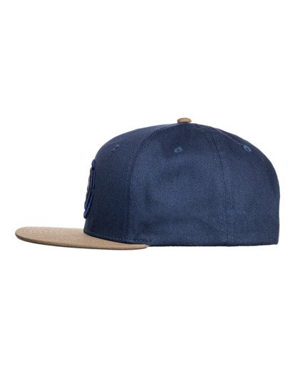 1 Knutsen Cap - Casquette snapback pour Homme Bleu W5CTD7ELP1 Element