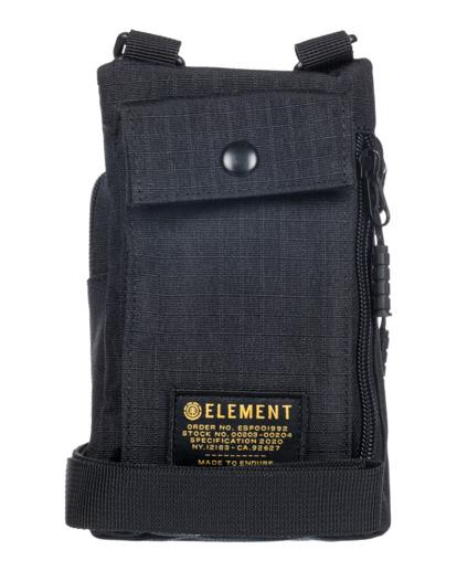 0 Recruit 5 L - Small Bag for Men Black W5ESA6ELP1 Element
