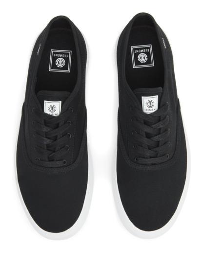 3 Passiph - Shoes for Men Black W6PAZ101 Element