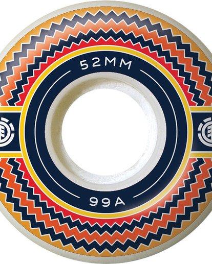 1 Golden Hour 52Mm Wheel Set  WHLGTGLD Element