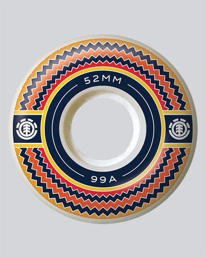 0 Golden Hour 52Mm Wheel Set  WHLGTGLD Element