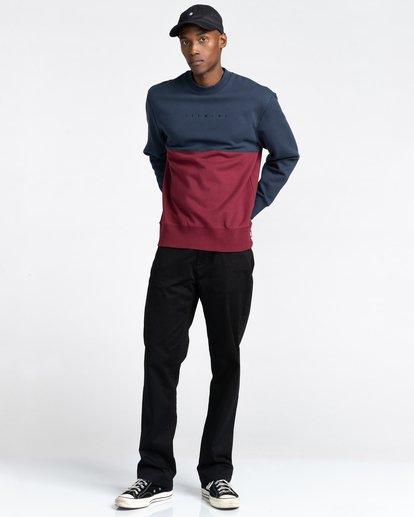2 Bryne - Sweatshirt for Men Blue Z1CRC2ELF1 Element