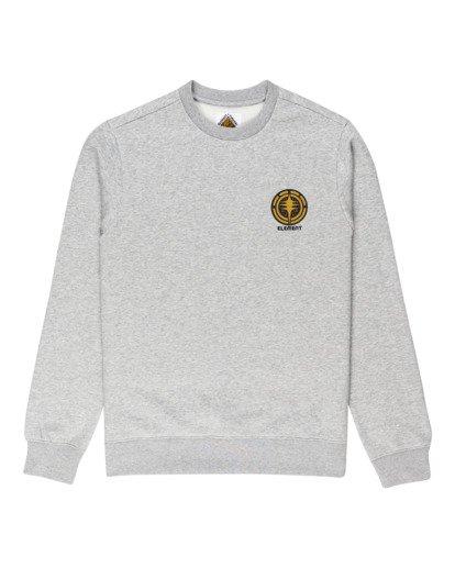 0 Rotation - Sweatshirt for Men Grey Z1CRC5ELF1 Element
