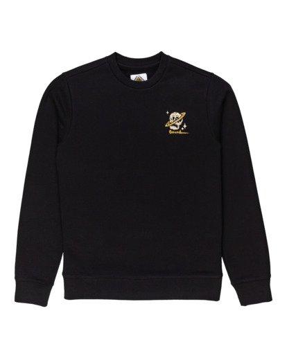 0 Transender - Sweatshirt for Men Black Z1CRC6ELF1 Element